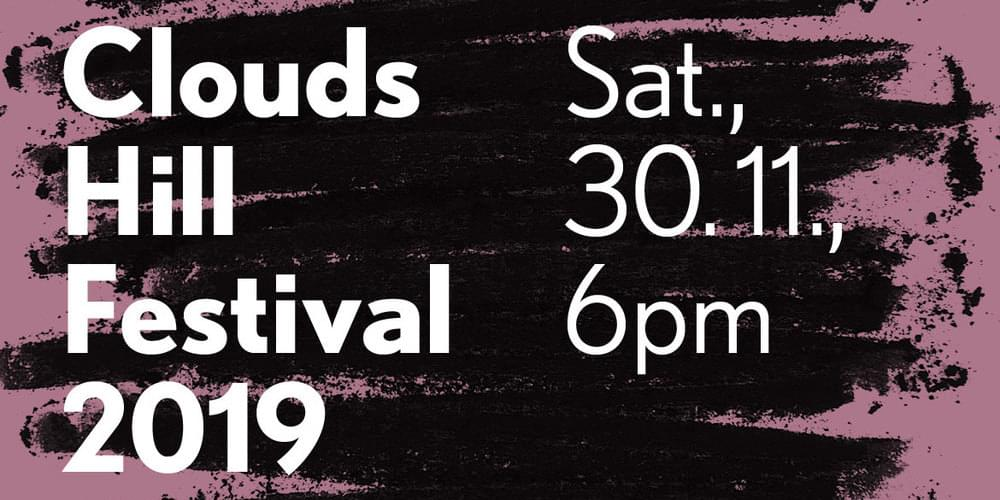 Tickets Clouds Hill Festival 2019,  in Hamburg